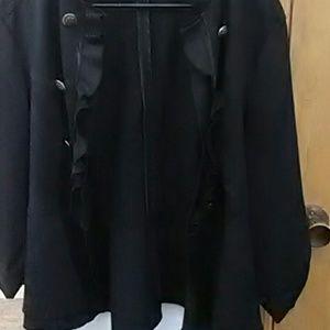 Black jacket 2xl